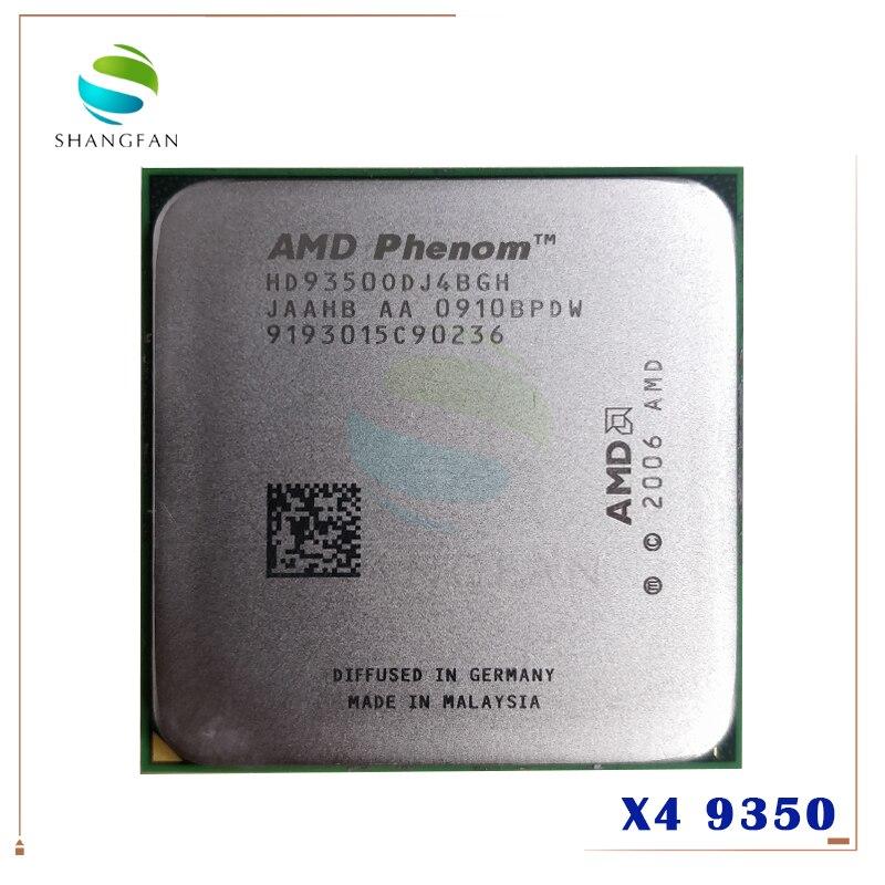 AMD Phenom X4 9350 X4 9350e Quad-Core CPU 2GHz HD9350ODJ4BGHSocket AM2 +/940pin