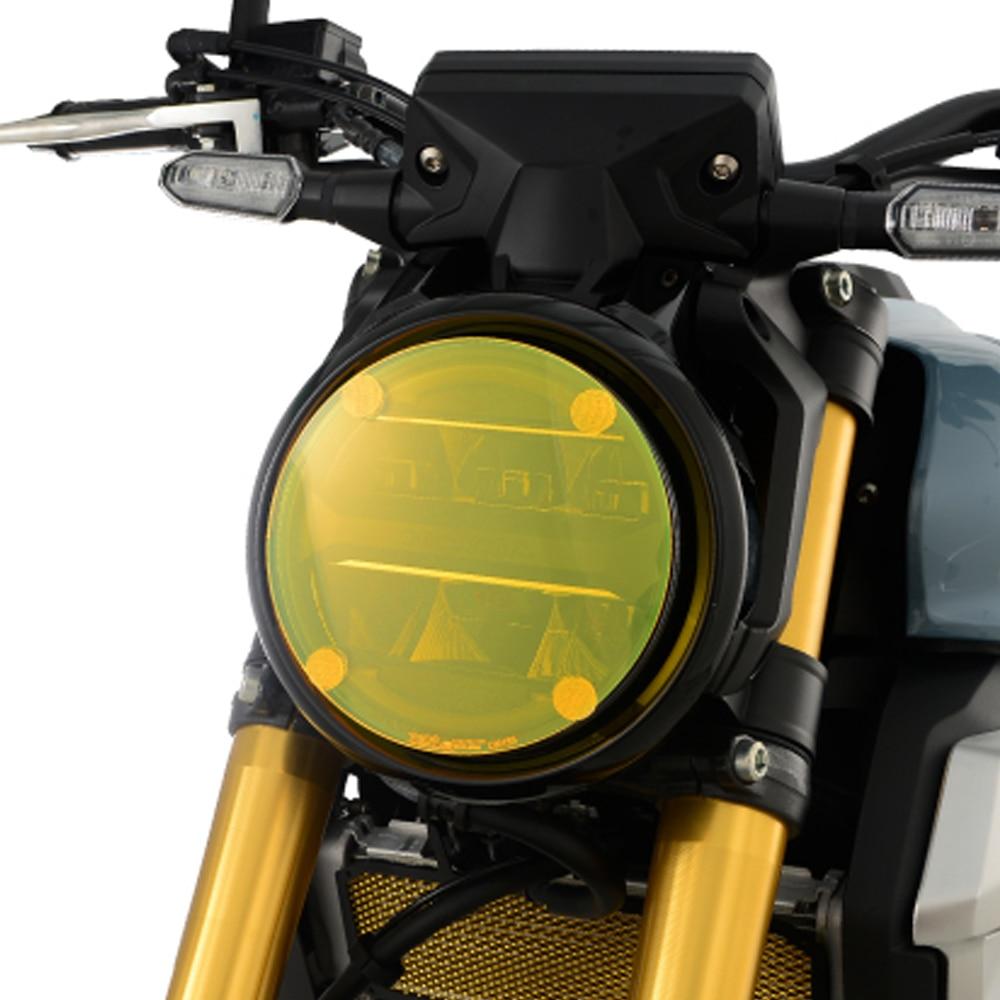 Protector de faros para motocicleta HONDA CB150R CB 150R CB150 R CB300R CB 300R CB300 R 17-18