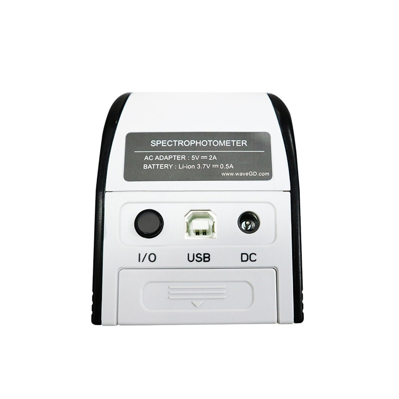 WS70C  high precision high stability versatile spectrophotometer 8mm colorimeter  for car painting enlarge