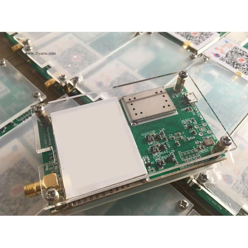 10 khz-2 ghz wideband 14bit software definido rádios sdr receptor sdrplay com driver de antena & software tcxo 0.5ppm D2-009