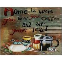 Peinture diamant 5d a faire soi-meme  tasse de cafe chaude  maison douce  image carree ou ronde  broderie  mosaique  point de croix  decor de maison