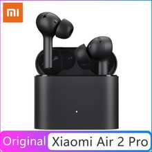 New Xiaomi Air 2 Pro TWS Bluetooth Airdots 2 Pro Mi True Wireless Earphone Environmental Noise Cancellation Earbuds 3 MIC ENC