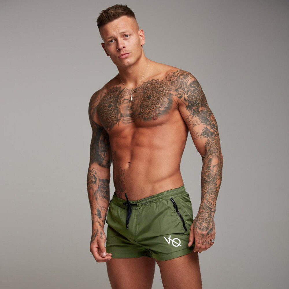 Мужские плавки, быстросохнущие шорты, дышащие, пляжные шорты, Летние плавки, новые модели 2021 года