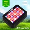 גבוה PAR ערך 450W led לגדול אור ספקטרום מלא צמח גידול צמחים מקורה מנורות הידרופוניקה תאורה כפול שבב 10W