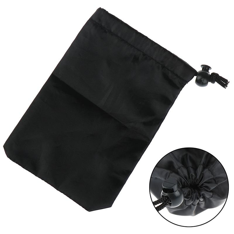 Organizador para exteriores, mochila de viaje para cosméticos, funda para lluvia, portátil, impermeable, a prueba de polvo y Anti-UV, con cordón de almacenamiento