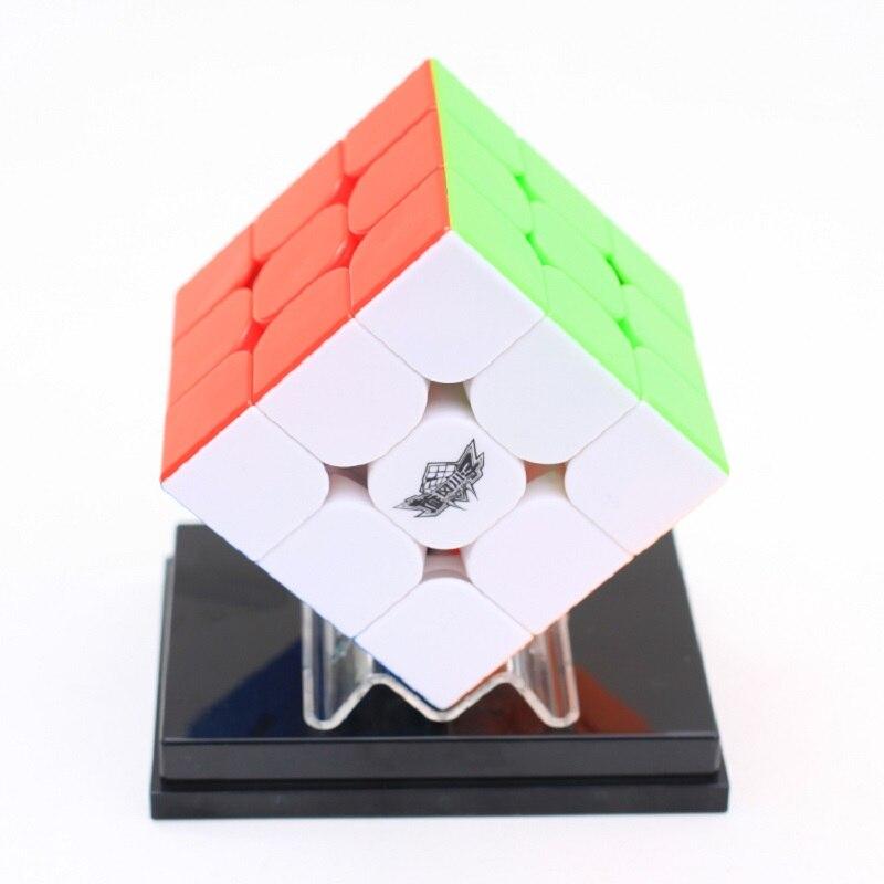 사이클론 소년 Xuanjue 교체 FeiJue 3x3x3 M 매직 큐브 마그네틱 3x3 스피드 큐브 전문 교육 Cubos magicos 아이 완구