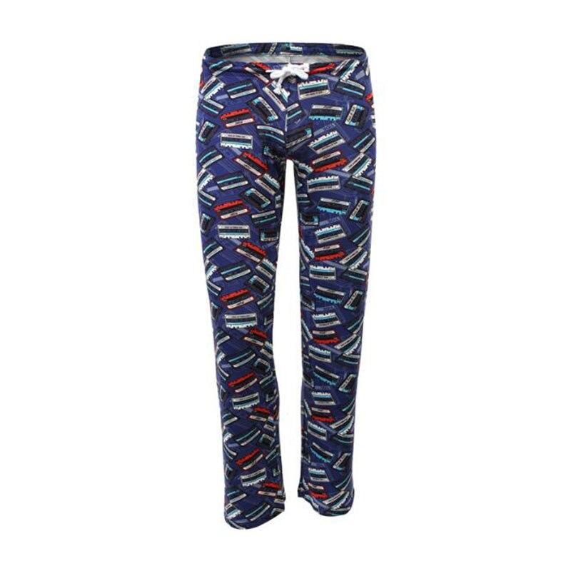 Пижамы мужские брюки ropa интерьер hombre pijama hombre одежда для сна принт классический домашний брюки мужские% 27s пижамы ночнушка нижнее белье мужские