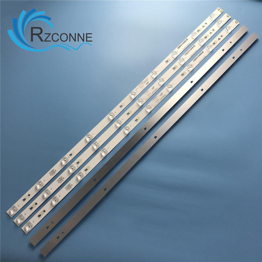 Светодиодный Подсветка полосы 10 лампы для Haier 42 ТВ светодиодный 42D10A светодиодный 42D10B-ZC14DFG-01 10S1P 5S2P LE42AL88R81A2 LE42U6500TF 42FX10S
