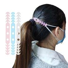 STANSTAR Maske Haken, Ohr Protector Artefakt, Einstellbare Verlängert Maske Seil, anti-Leck Ohren zu Entlasten Ohr Schmerzen (10Pack))