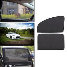Окна автомобиля Зонт эффективные магнитные теплоизоляцией легко Установка автомобильный козырек от солнца, защита от ультрафиолетовых лучей автомобильные шторки