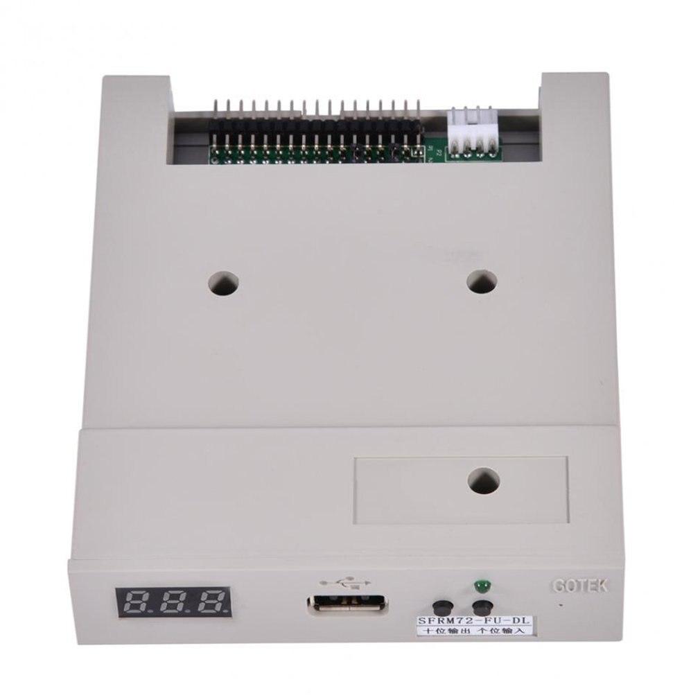 SFRM72-FU-DL USB محرك مرن محاكي لياماها كورج رولاند 720KB الجهاز الكهربائي أقراص محرك المحاكي قطعة BSIDE
