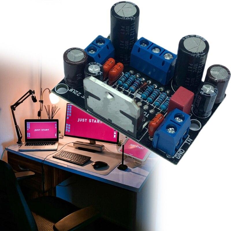 Placa de Amplificador de Audio, 100W, Mono placa amplificadora de potencia BTL,...
