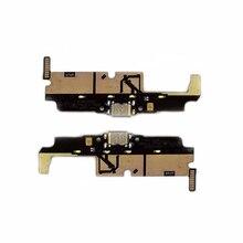 ل ZTE الكبرى X4 Z956 USB شحن تهمة حوض ميناء ميكروفون موصل الكابلات المرنة مجلس