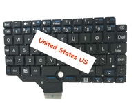 Keyboard Mini Laptop UMPC For GPD Pocket Pocket 1 English NO Frame