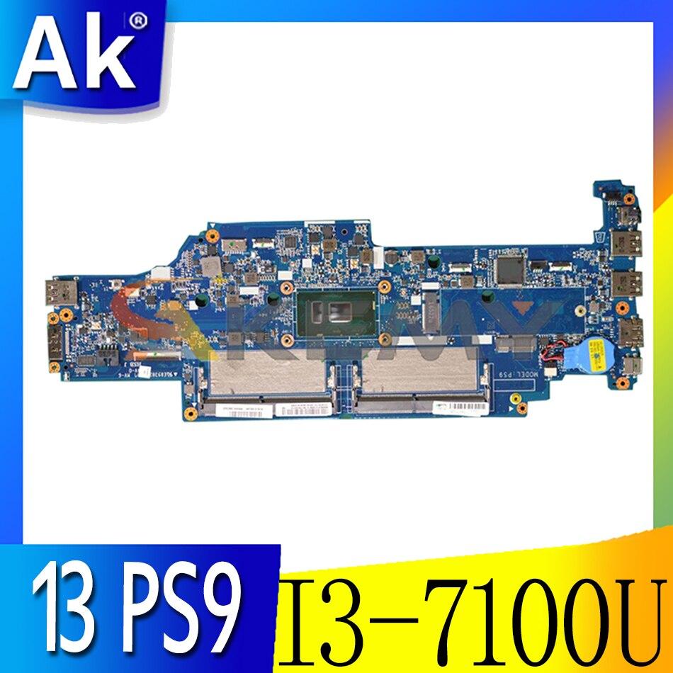 لينوفو ثينك باد 13 PS9 اللوحة المحمول اليوغا S2 DA0PS9MB8E0 CPU I3 7100U FRU 01YT022 01YT028 01HW983 اللوحة