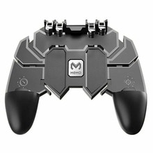 Game Gamepad AK66 For Mobile Phone Shooter Trigger Fire Button Game Controller Joystick Metal Trigge