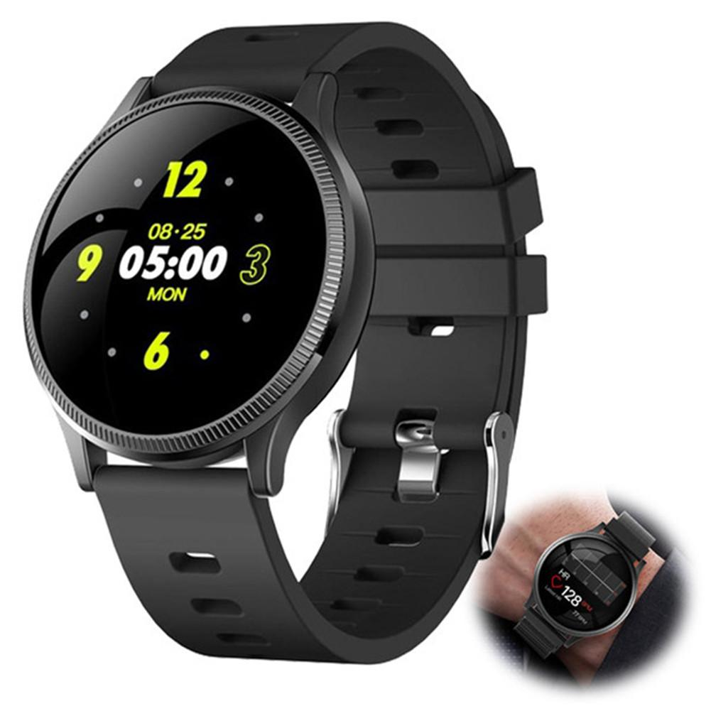 Rastreador de Fitness Monitor de Freqüência Relógio de Pulso para Ios Presente para Mulheres dos Homens Ip67 à Prova Esporte Relógio Inteligente Água Cardíaca Bluetooth Telefones Android Dip67