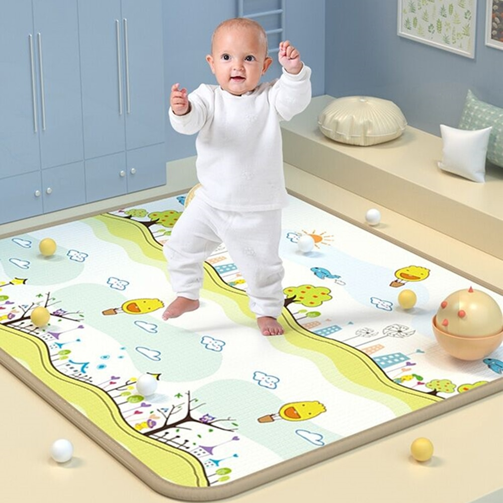 baby developing mat for newborn non toxic soft xpe foam baby climbing pad foldable activity gym for children playground kids rug XPE Non-toxic Health Baby Play Mat Toys for Children Rug Playmat Developing Mat Baby Room Crawling Pad Folding Mat Baby Carpet