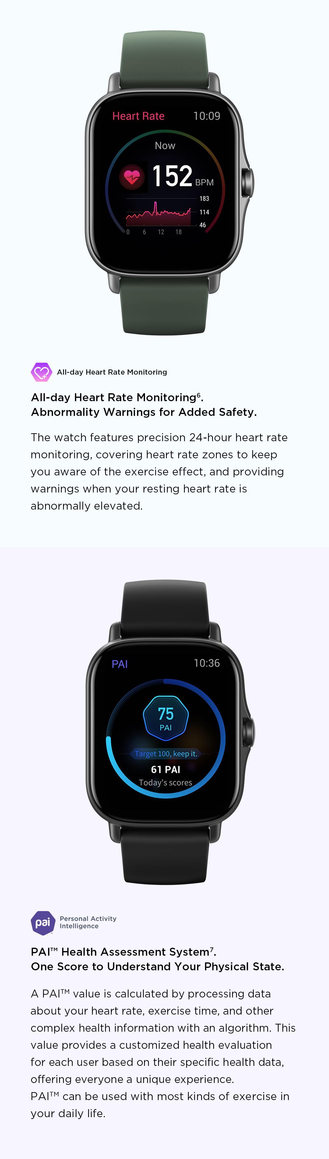 Original versão global amazfit gts 2e smartwatch