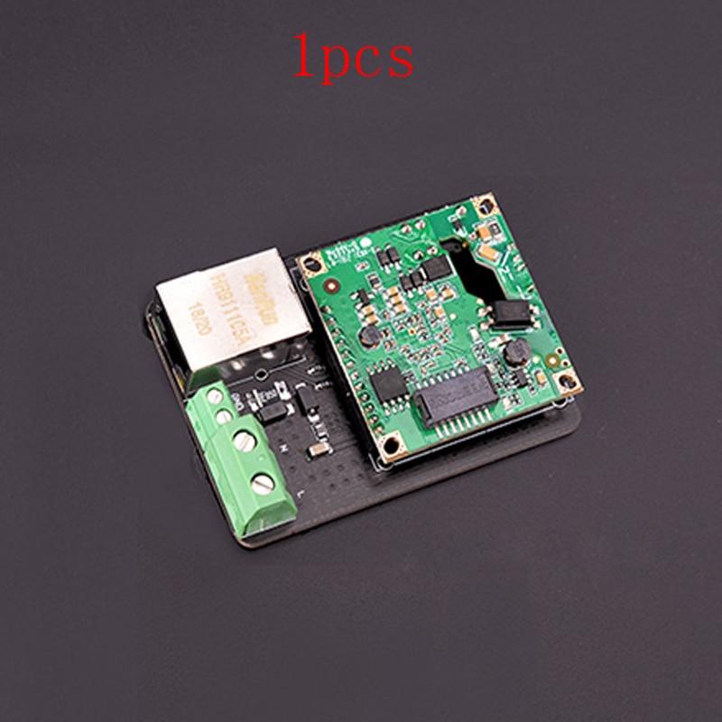 1 pces 200mbps rov power carrier módulo 300m distância de transferência padrão homeplug av placa pcb para veículo a controle remoto operado