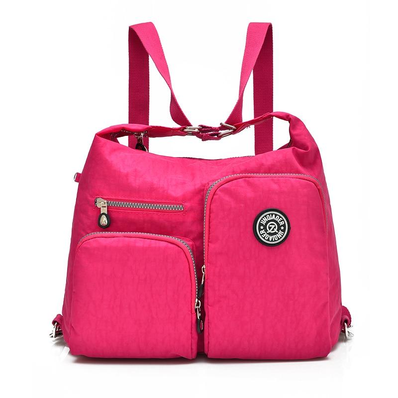 New arrive Brand Taomaomao fashion casual waterproof nylon backpack #158