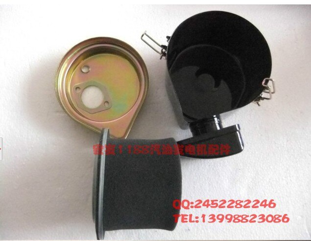 EY28 فلتر الهواء الجمعية ل روبن سوبارو EY28B/C/D 7.5HP مولد RXG3500 3510 CLEARNER غطاء الكفن كاملة شحن مجاني