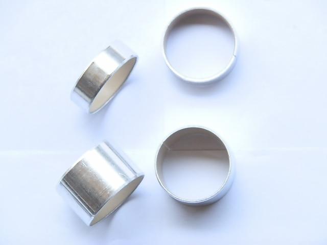 Para rocha shox am sid/piloto/judy bush bucha kit 10mm/20mm 4 pces diâmetro interno 28mm
