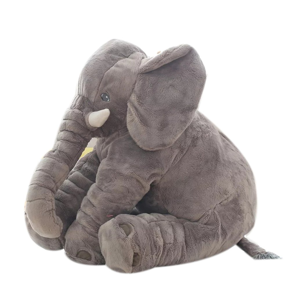 holiday gift plush toy barto duck dog lula ellie elephant doll Elephant Doll Toy Elephant Cute Pillow Baby Comfort Toy Soft Plush Toy Birthday Gift Safe And Secure