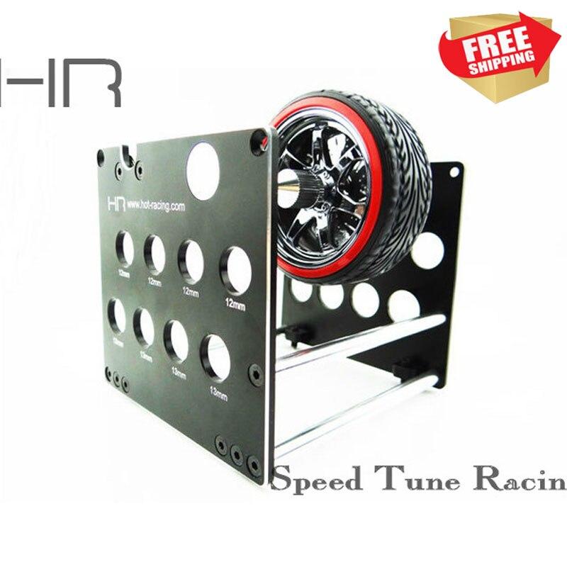 Controle de rádio rc balanceador para equilibrar aeronaves barco hélices spinner carro rodas pneus opção atualizar peças