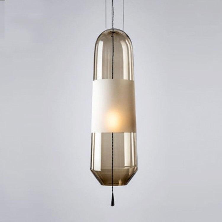 Lampes suspendues modernes fer salon pendentif LED lumières suspendues lustre pendente luminaria pendente