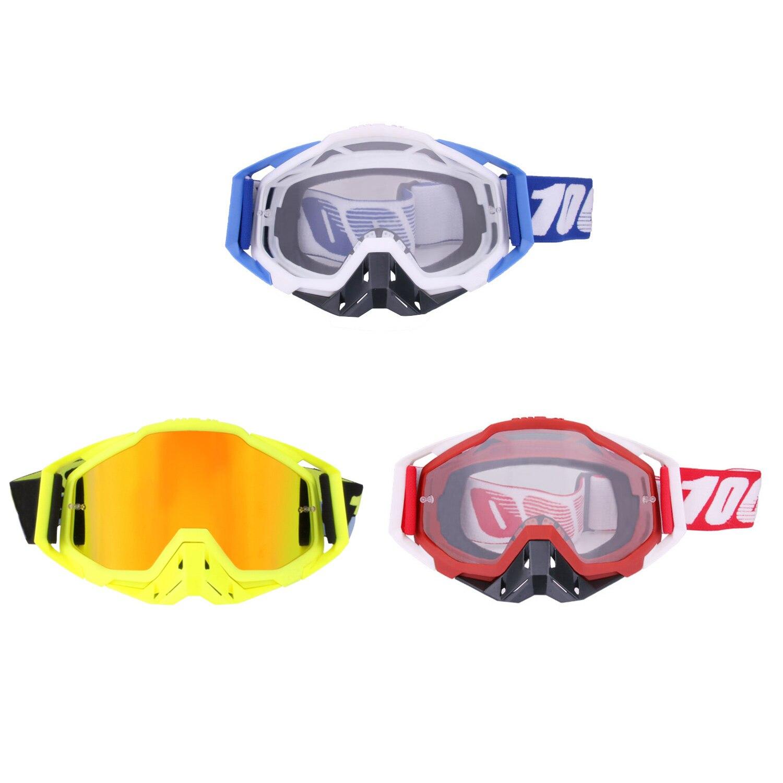 Очки для горного велосипеда, мужские очки, солнцезащитные очки, мотоциклетные очки, защитные очки, очки для мотокросса, мужские очки для вож...