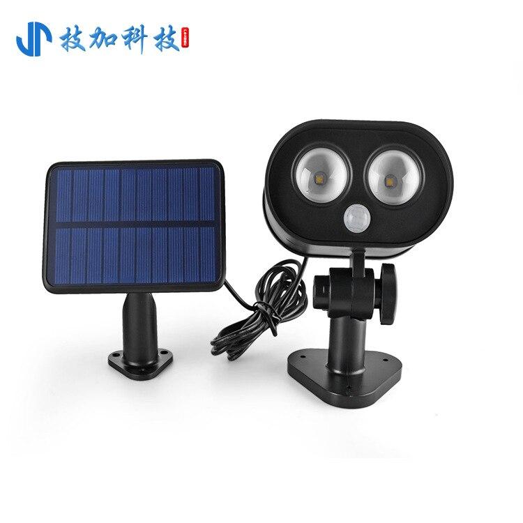 مصباح للطاقة الشمسية ، في الهواء الطلق الاستشعار البشري مصباح للطاقة الشمسية ، إضاءة أمان البومة
