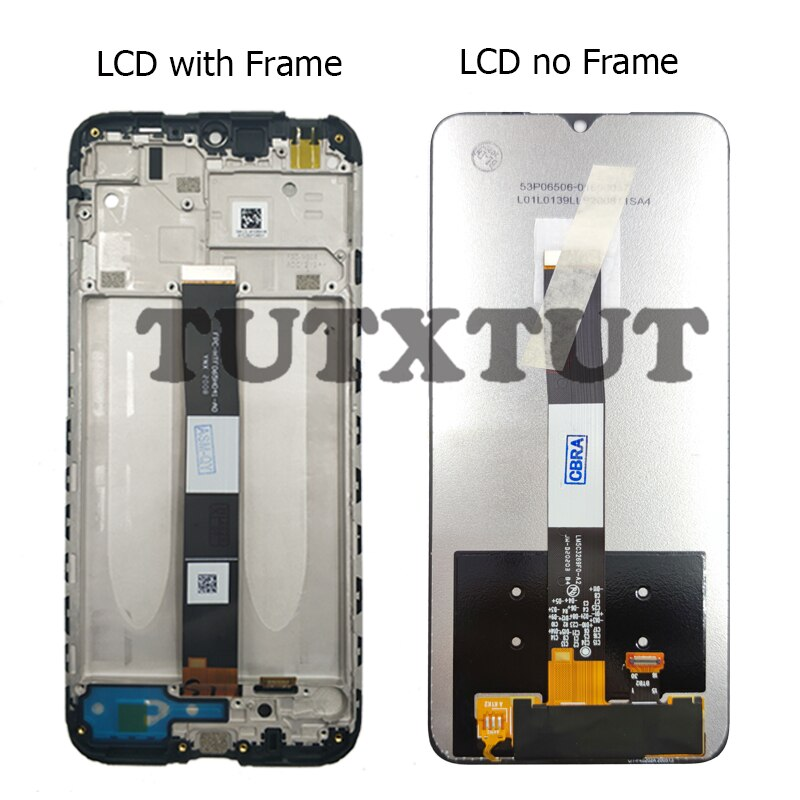 Original for Xiaomi Redmi 9A/ 9C LCD Display Screen Touch Digitizer Assembly LCD Display 10 Point Touch Repair Parts enlarge