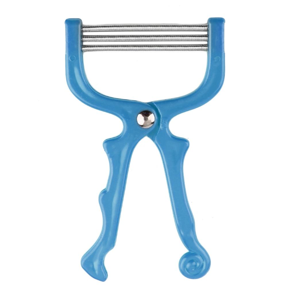 Seguro de primavera de las mujeres depilación Facial depiladora belleza depiladora Epi rodillo masajeador cuidado Facial