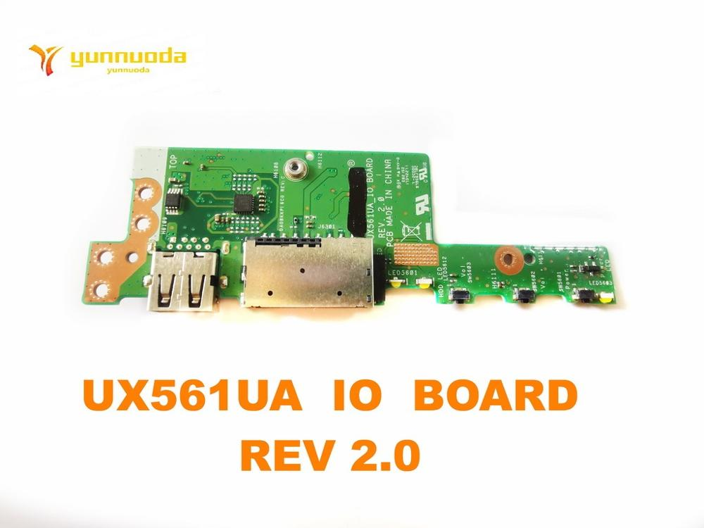الأصلي ل ASUS UX561UA USB مجلس UX561UA IO مجلس REV 2.0 اختبار جيد شحن مجاني