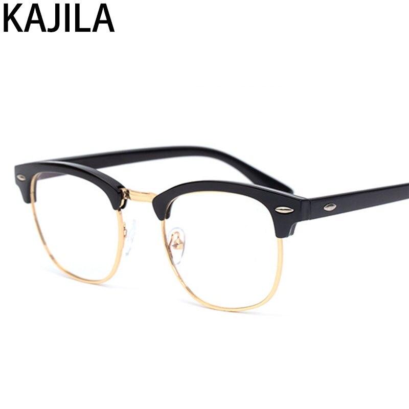 Montura de gafas de luz azul transparente para hombre, monturas de gafas para mujer, luneta de vue homme 3016
