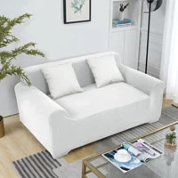 elastic universal sofa cover knitted thicken stretch slipcovers for living room couch cover armchair cover 1234 seaters