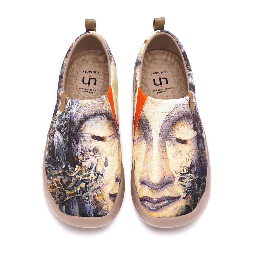 UIN-حذاء رياضي كاجوال مريح وخفيف الوزن للنساء ، حذاء رياضي للمشي ، السفر الحضري