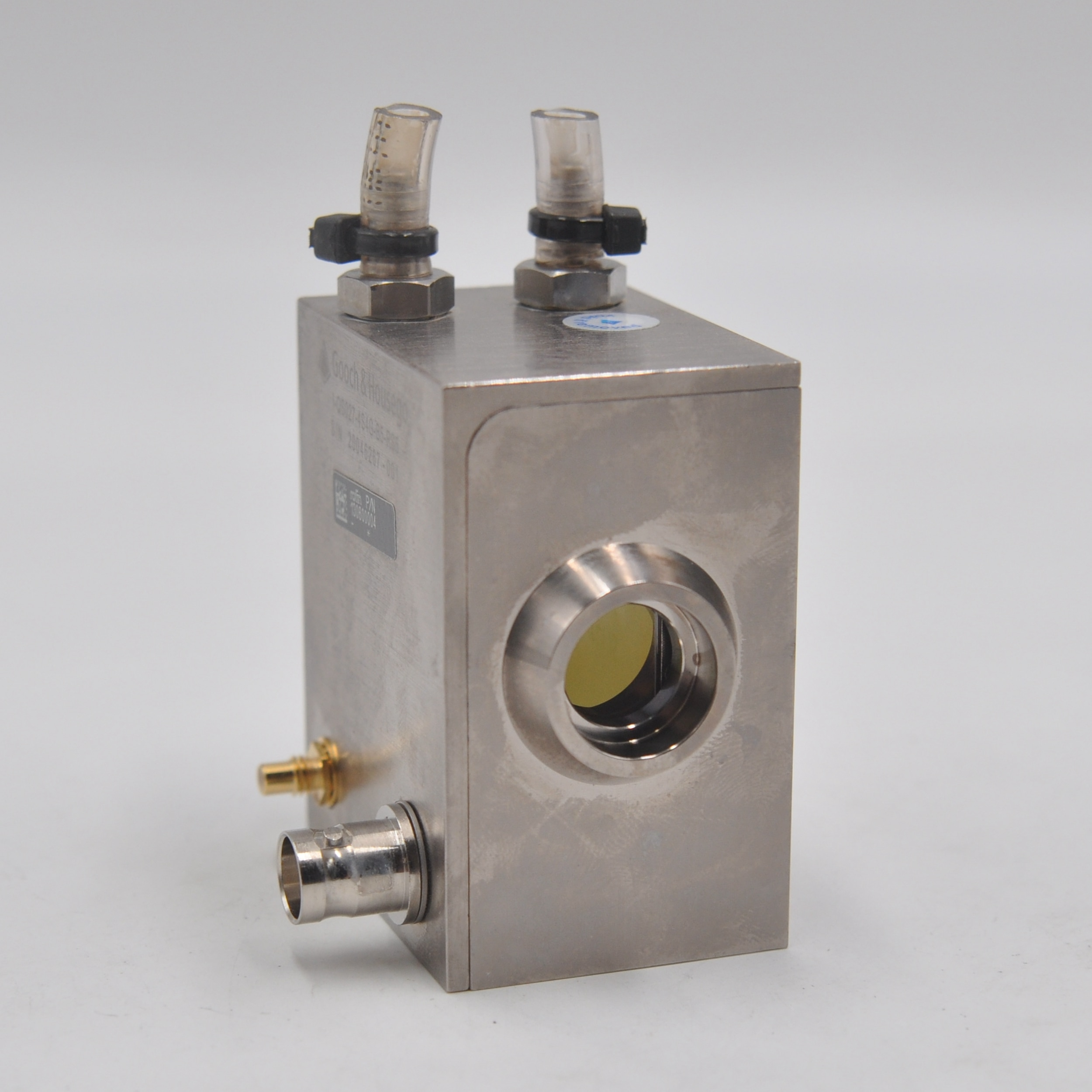 Gooch & Housego Q switch I-QS027-4S4G-B5-RS5 laser marking machine