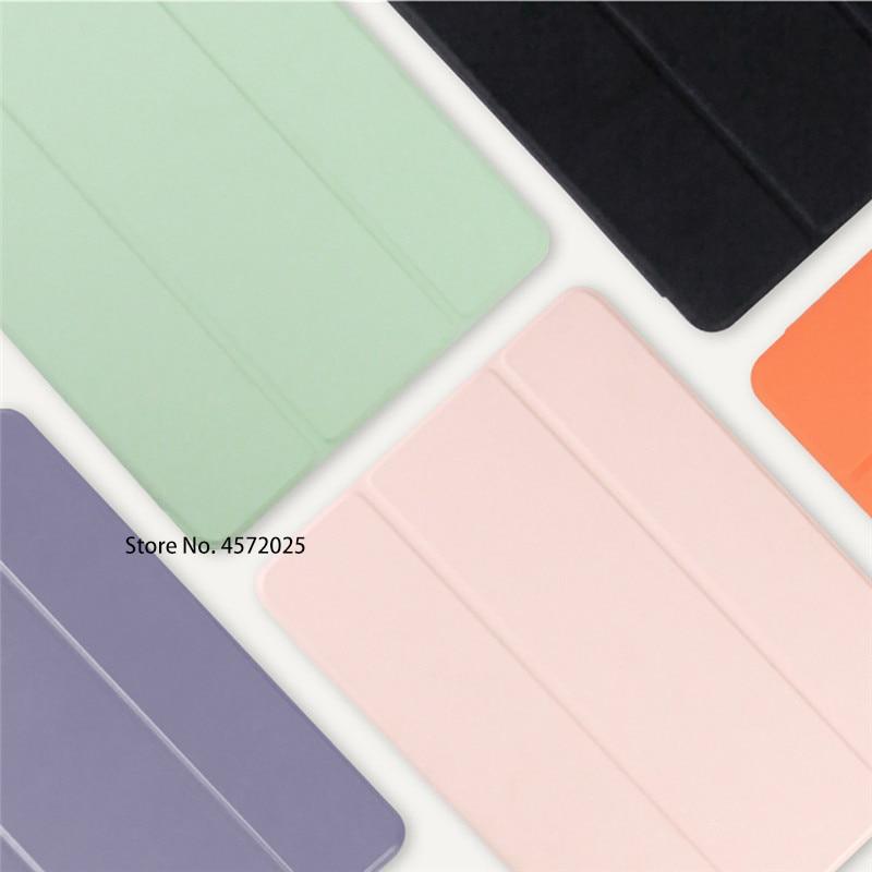 Funda inteligente para iPad Mini 5, cubierta de silicona Carcasa para iPad...