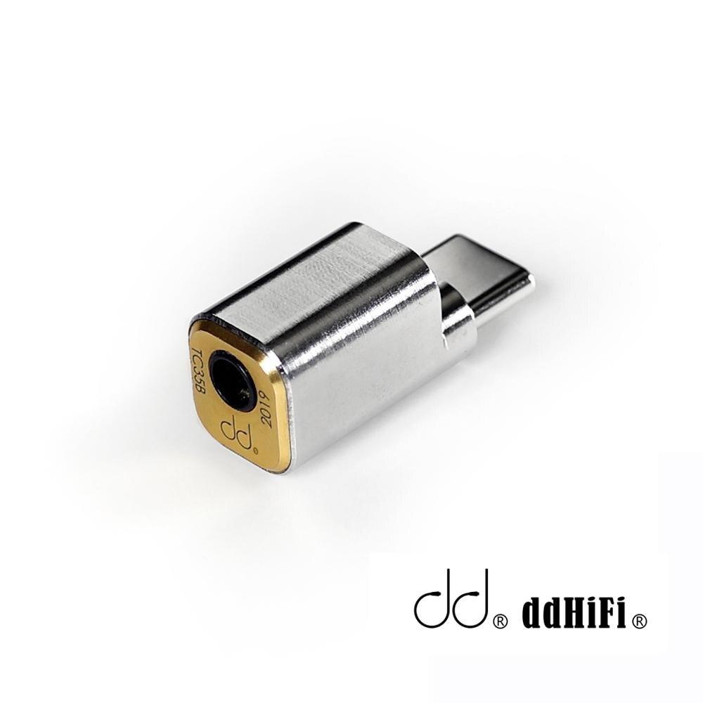 DD ddHiFi TC35B USB Type-C إلى جاك 3.5 كابل محول للهاتف المحمول أندرويد هواوي شاومي ممن لهم فيفو سامسونج الخ ، 384kHz/32bit