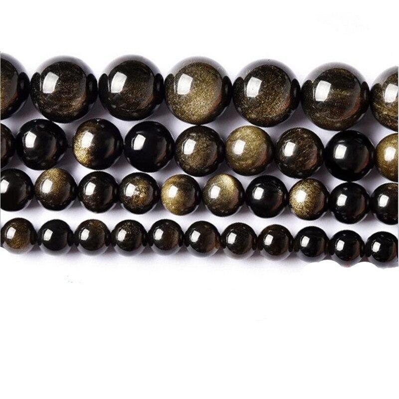 Бусины-из-натурального-черного-камня-jin-yaoshi-для-изготовления-браслетов-«сделай-сам»-бусины-россыпью-4-12-мм