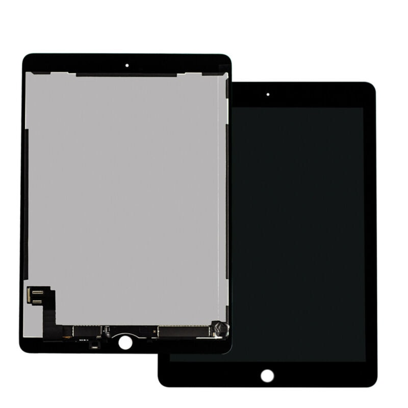 100% AAA+ Quality Suitable for Apple Ipad Air 2 ipad 6 A1567 A1566 new LCD screen + touch screen component replacement