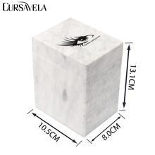 Boîte de rangement de palette de cils Cursavela 5 couches conteneur de cils Extension de cils individuelle porte-plaque de main palette de plateau de cils