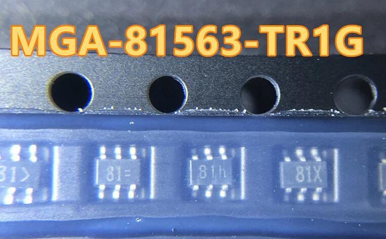 5 pçs/lote 81 * MGA-81563-TR1G SOT23-6