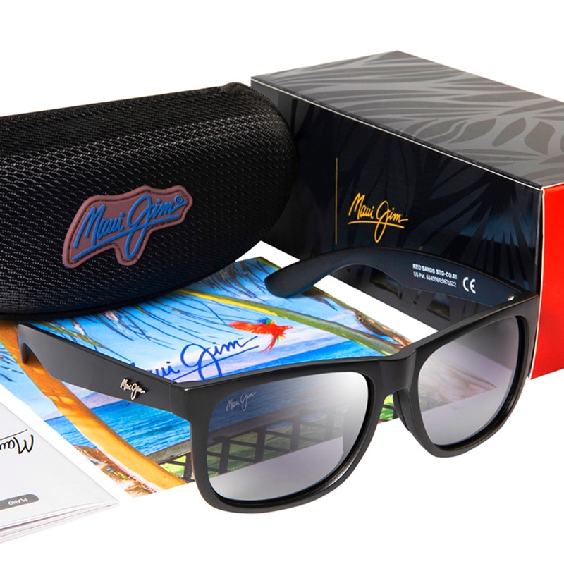 Gafas de sol cuadradas polarizadas UV400 para hombre y mujer, lentes para...