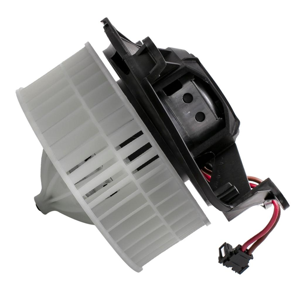 Heater Blower Motor  For Mercedes-Benz W211 S211 C219 E320 E350 E500 CLS550 2118300908 8EW009159-601