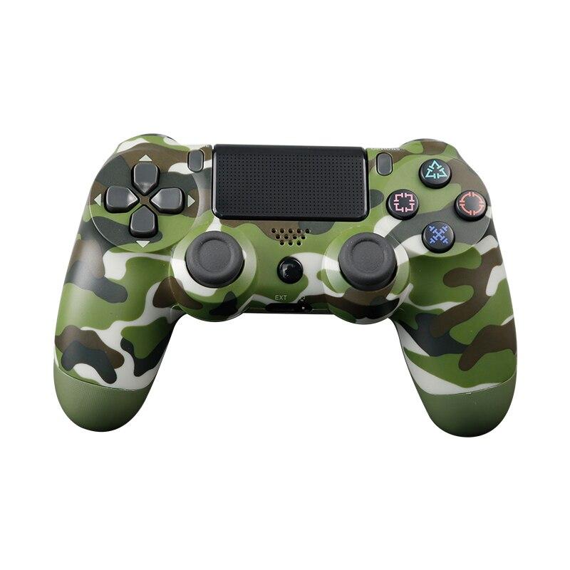 Беспроводной геймпад для Playstation 4, беспроводной джойстик для PS4, игровая консоль для PS4, контроллер с Bluetooth и вибрацией