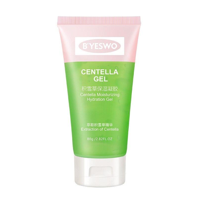 2 PCS Centella asiatica moisturizing gel sunburn soothing nicotinamide sleeping mask skin care produ