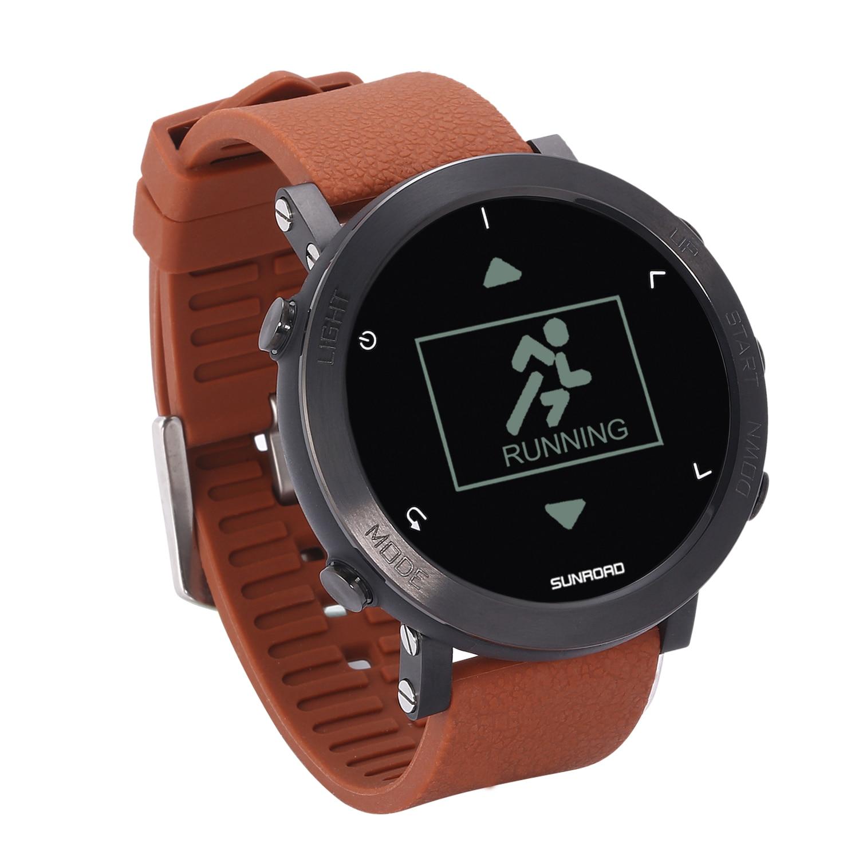 Reloj inteligente deportivo con GPS para hombre, cronógrafo digital con altímetro, barómetro,...